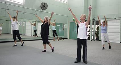 Gail Dance Class